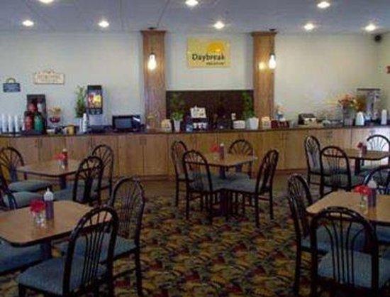 Days Inn Sidney: Breakfast Area