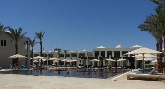 SENTIDO Reef Oasis Senses Resort : veiw from Patio Bar