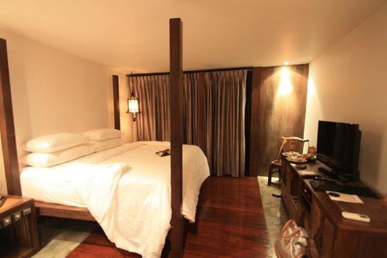 Villa Samadhi - By Samadhi : Geweldig bed