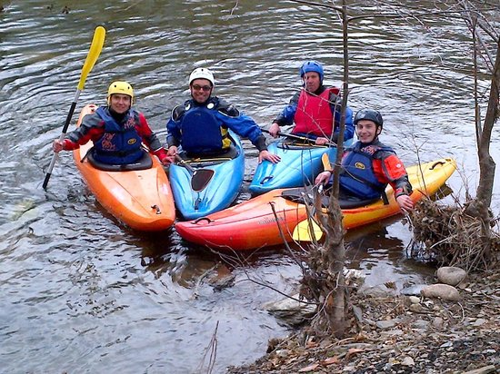 Camping Chantemerle : Kayak