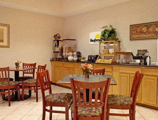 Days Inn Manassas: Breakfast Area