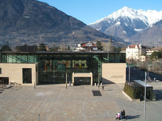 Hotel Therme Meran: vue extérieure