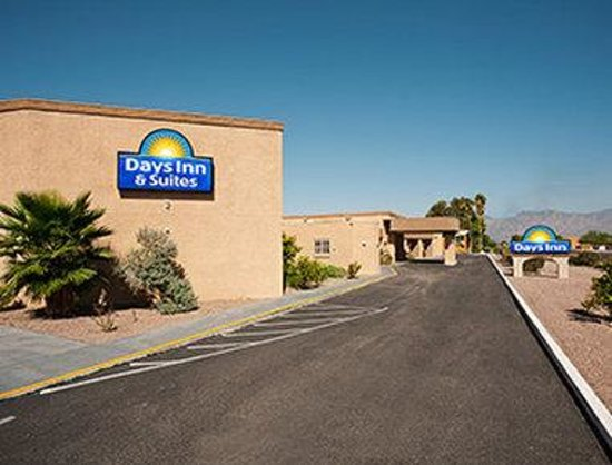 Days Inn & Suites Tucson AZ: Welcome to the Days Inn and Suites Tucson