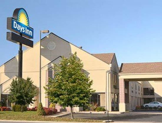 Welcome to the Days Inn Springfield South
