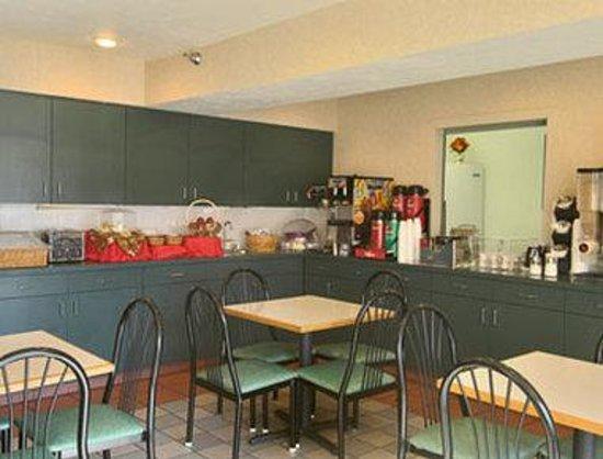 Days Inn Springfield South: Breakfast Area