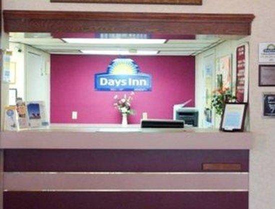 Days Inn Clemson: Lobby