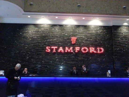 Stamford Plaza Melbourne: Lobby
