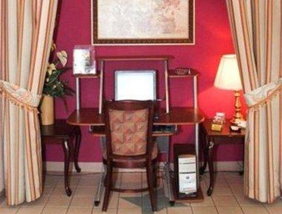 Days Inn Clemson: Business Center