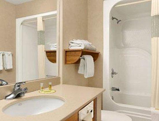 Days Inn Rapid City: Bathroom