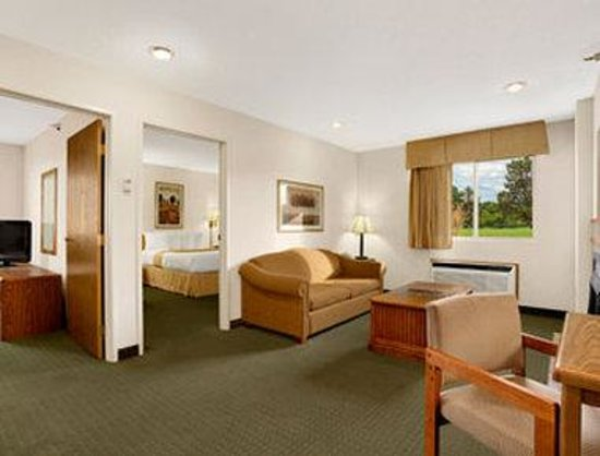 Days Inn Rapid City: Double Suite