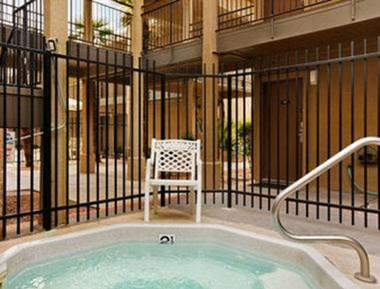 Days Inn St. George: Jacuzzi