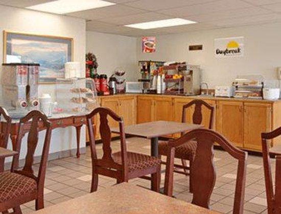 Days Inn Eloy: Breakfast Area