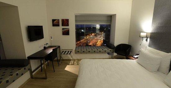 Benjamin Herzliya Business Hotel : Delux room