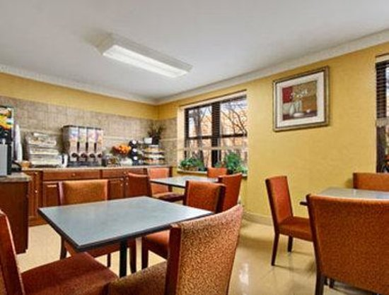 Days Inn Brooklyn : Breakfast Area