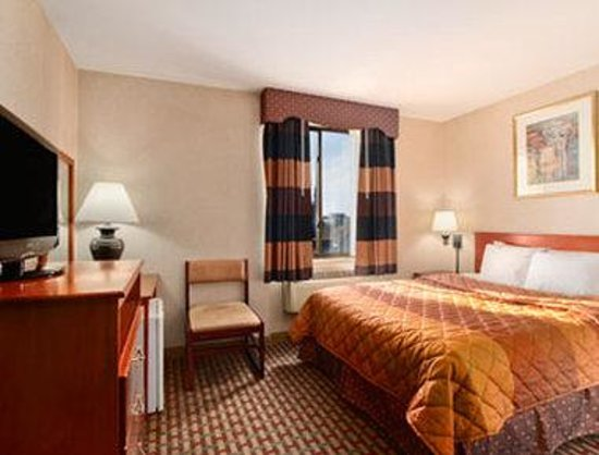 Days Inn Brooklyn : Standard King Bed Room