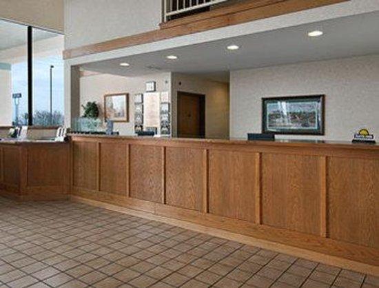 Days Inn Boonville : Lobby