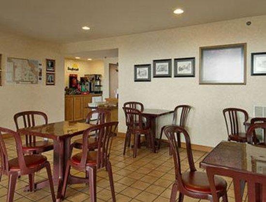 Days Inn Boonville : Breakfast Area