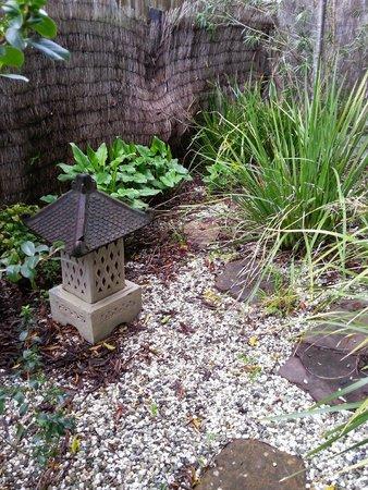 Healesville Apartments: garden