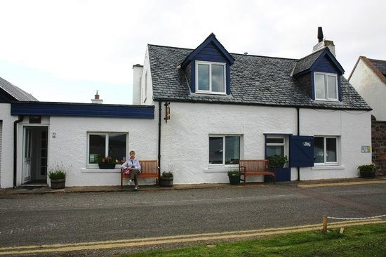 Point Cottage B&B : Our lovely wee b & b