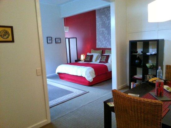 Healesville Apartments: bedroom