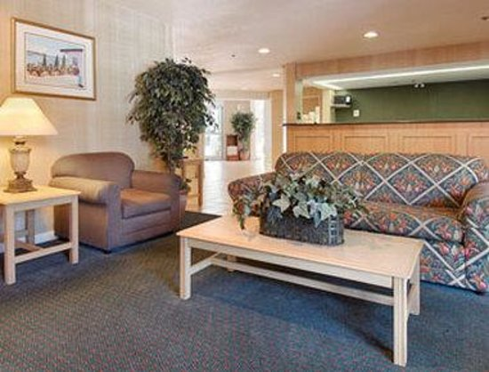 Days Inn Hilton Head : Lobby