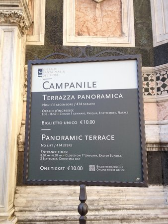 Campanile di Giotto: Campanile