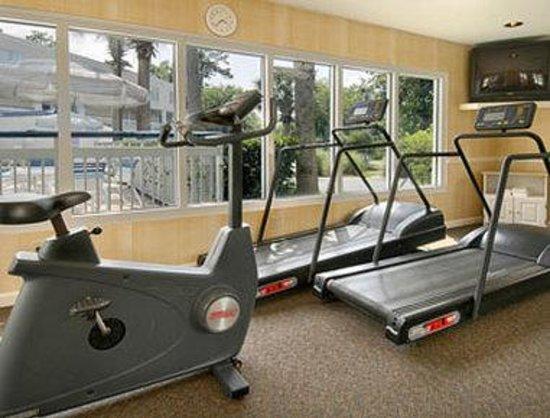 Days Inn Hilton Head : Fitness Center