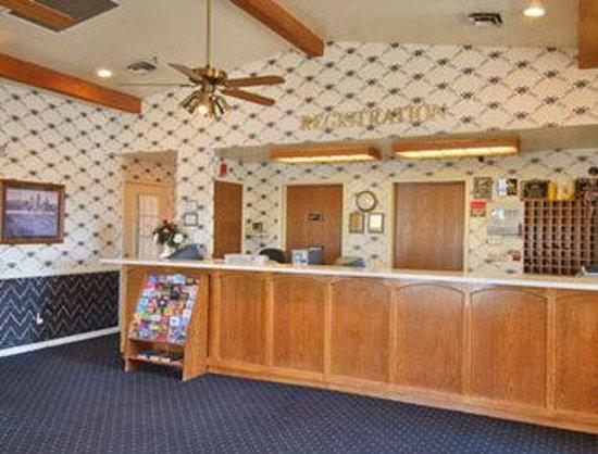 Days Inn Willcox : Lobby