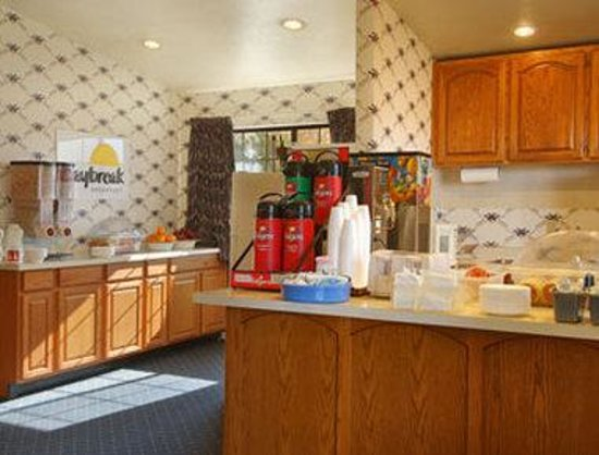 Days Inn Willcox : Breakfast Area