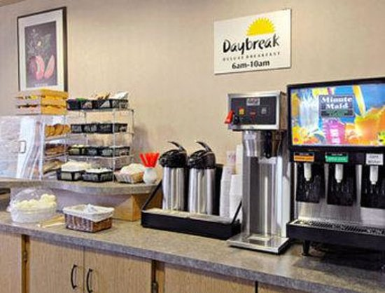 Days Inn by Wyndham Bend: Breakfast Area