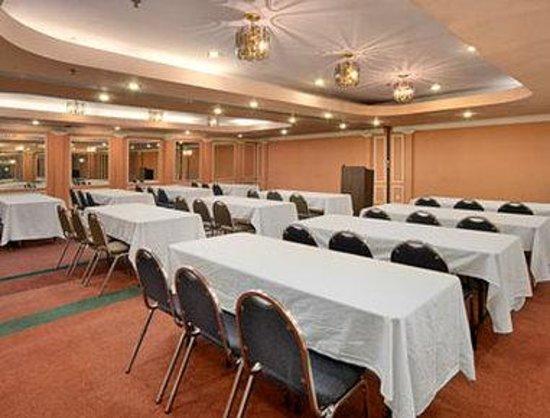 Hills Garden Hotel San Bernardino: Meeting Room