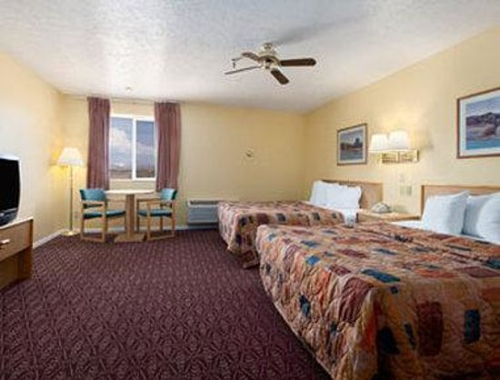 Days Inn Hurricane/zion National Park Area: Standard Two Double Bed Room.
