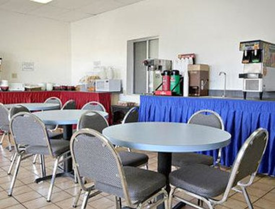 Welcome Inn & Suites: Breakfast Area