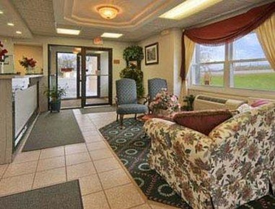 Days Inn Weedsport: Lobby