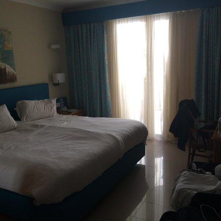 Pergola Hotel & Spa: Sovrum