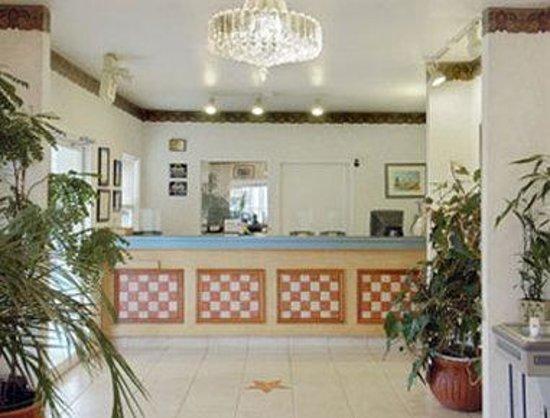 Days Inn Suites Fredericksburg : Lobby