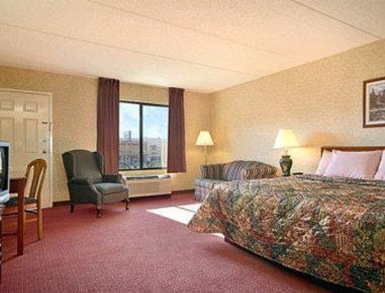 Days Inn Kodak - Sevierville Interstate Smokey Mountains: Standard King Bed Room