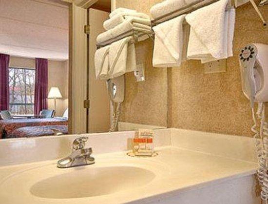 Days Inn Kodak - Sevierville Interstate Smokey Mountains: Bathroom
