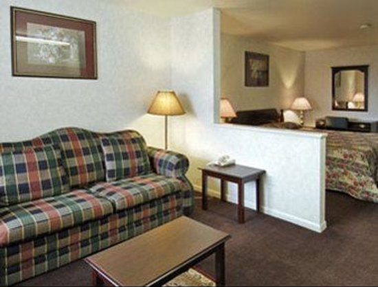 Days Inn Suites Fredericksburg : Standard King Bed Room