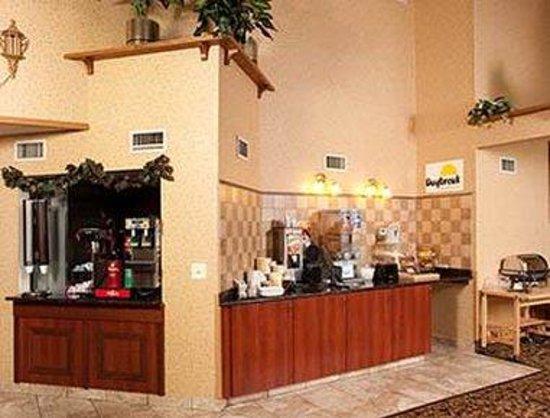 Days Inn & Suites Wausau: Breakfast Area