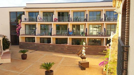 Hotel San Carlos: Hotel