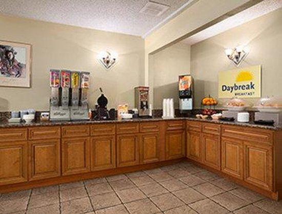 Days Inn Santa Fe New Mexico: Breakfast Area