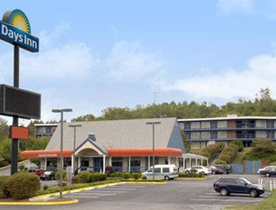 Days Inn Lexington, N Lee Highway: Welcome to the Days Inn Lexington