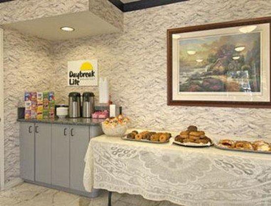 Days Inn Anaheim West: Breakfast Area