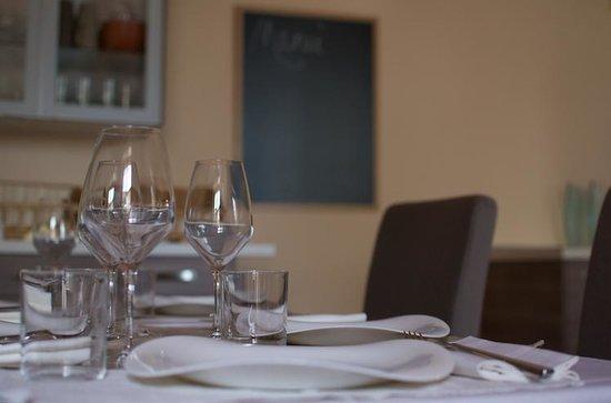 Tenuta Borgo Santa Cecilia: A tavola