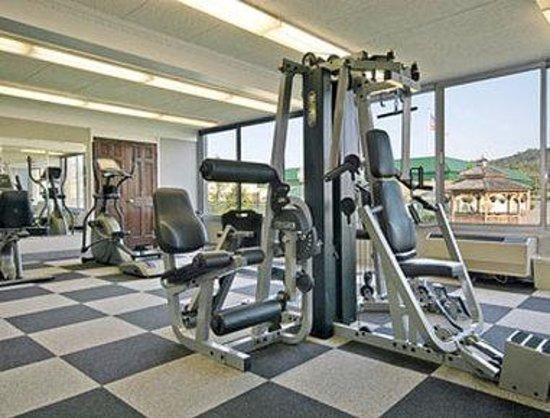 Days Inn Bridgewater Conference Center Somerville Area: Fitness Center