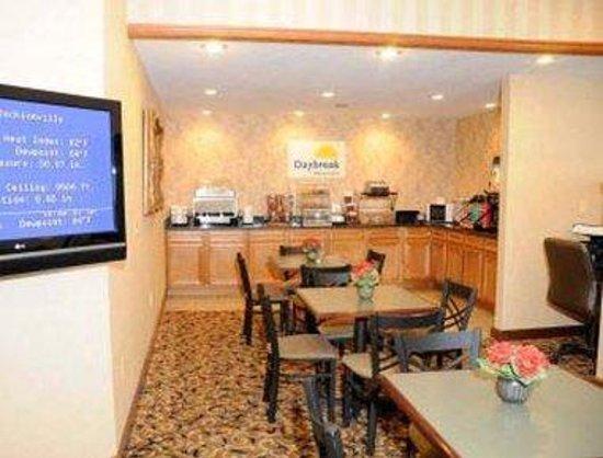 Days Inn Lonoke: Breakfast Setup