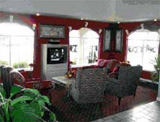 Days Inn Wagoner: Lobby