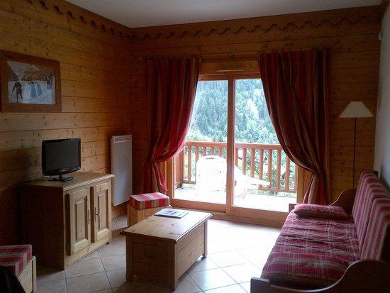 CGH Résidences & Spas Les Alpages de Champagny : séjour