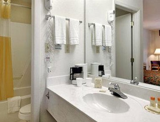 Days Inn Lake City I-10 : Bathroom